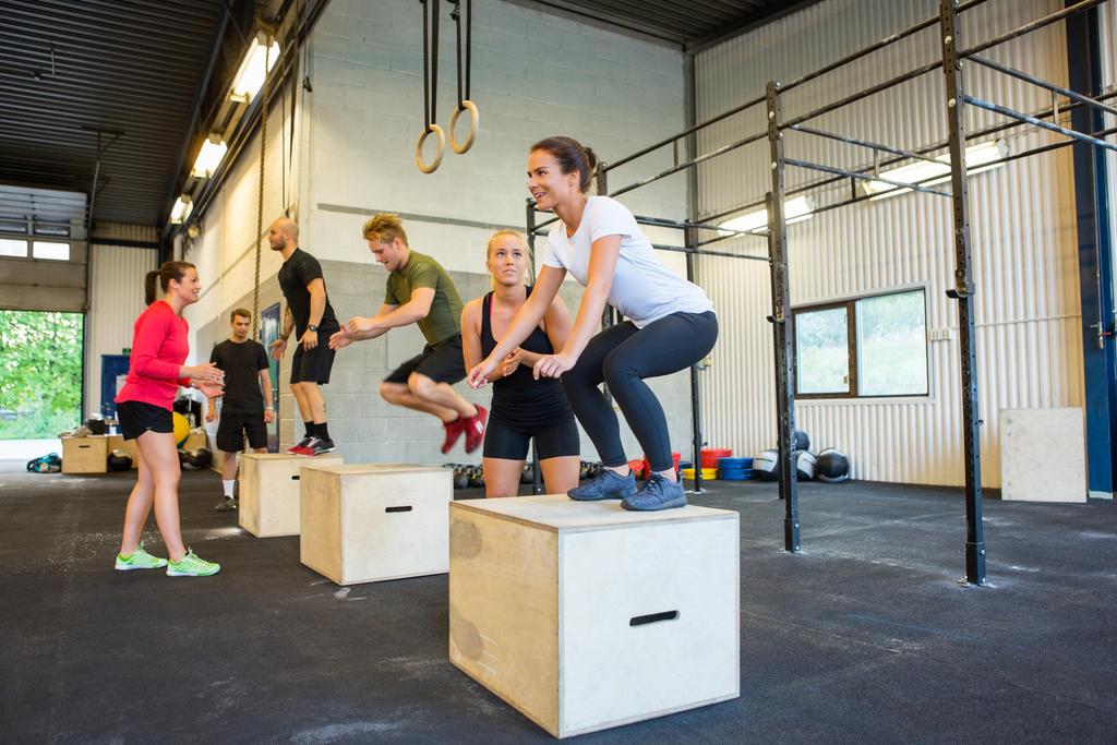 Crossfit - en träningsform för alla
